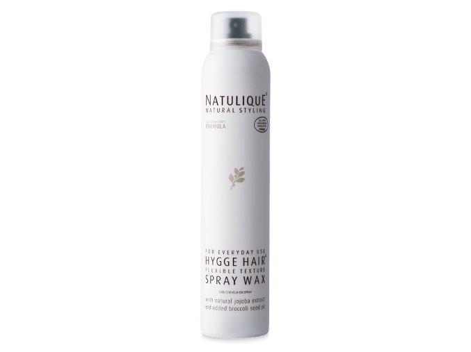 vosk na vlasy ve spreji NATULIQUE Hygge Hair Spray Wax