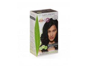 černá barva na vlasy NATURIGIN Black 2.0