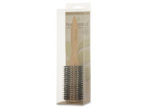 NATULIQUE ROUND BRUSH WITH BOX SMALL