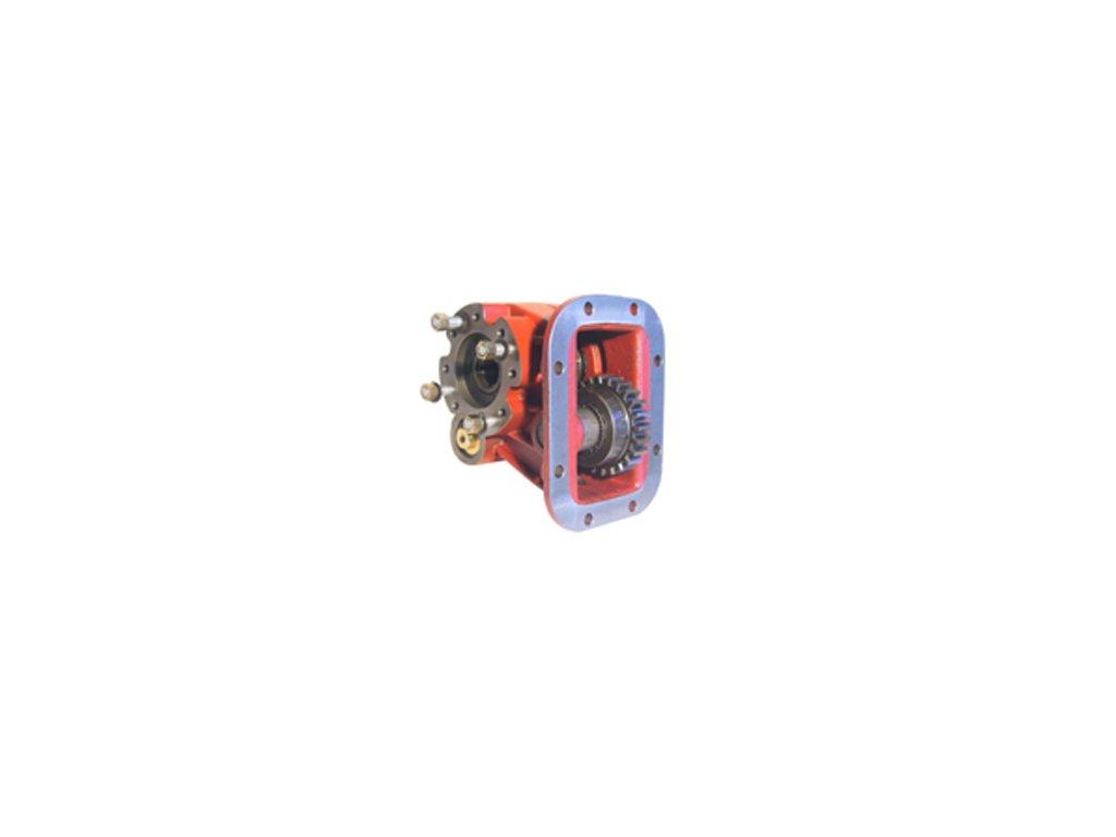Pomocný pohon PTO.IPN.ISO.M.VLC NM380 RT14613 V17