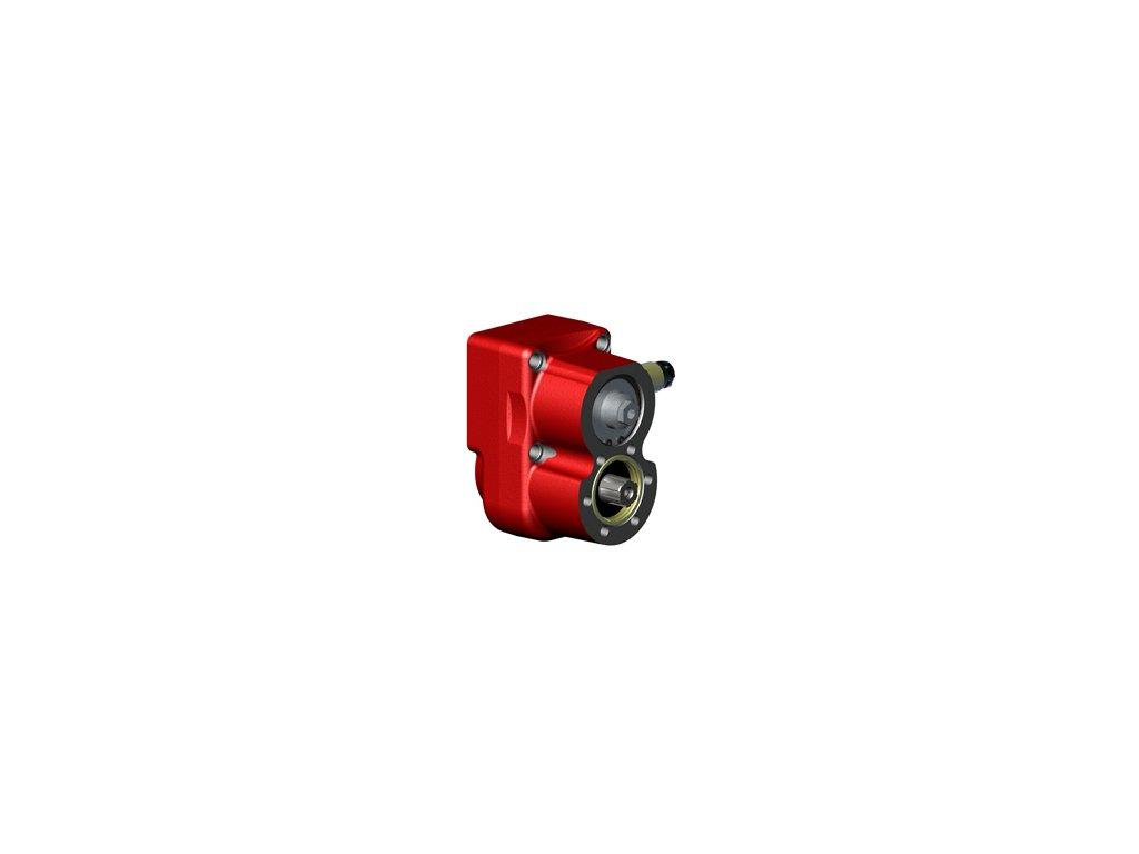 Pomocný pohon PTO.IPN.POST.ZF 16S R1,53 250NM V13