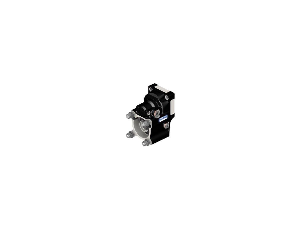 Pomocný pohon PTO.IPN.2A R1:1,31 ZF ECOSPLIT V017