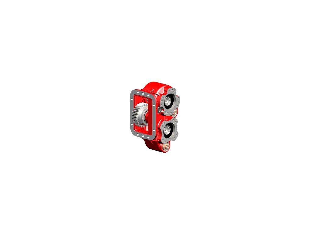 """Pomocný pohon PTO""""POWERPLUS""""1,48/1,48 GRS900 V217"""