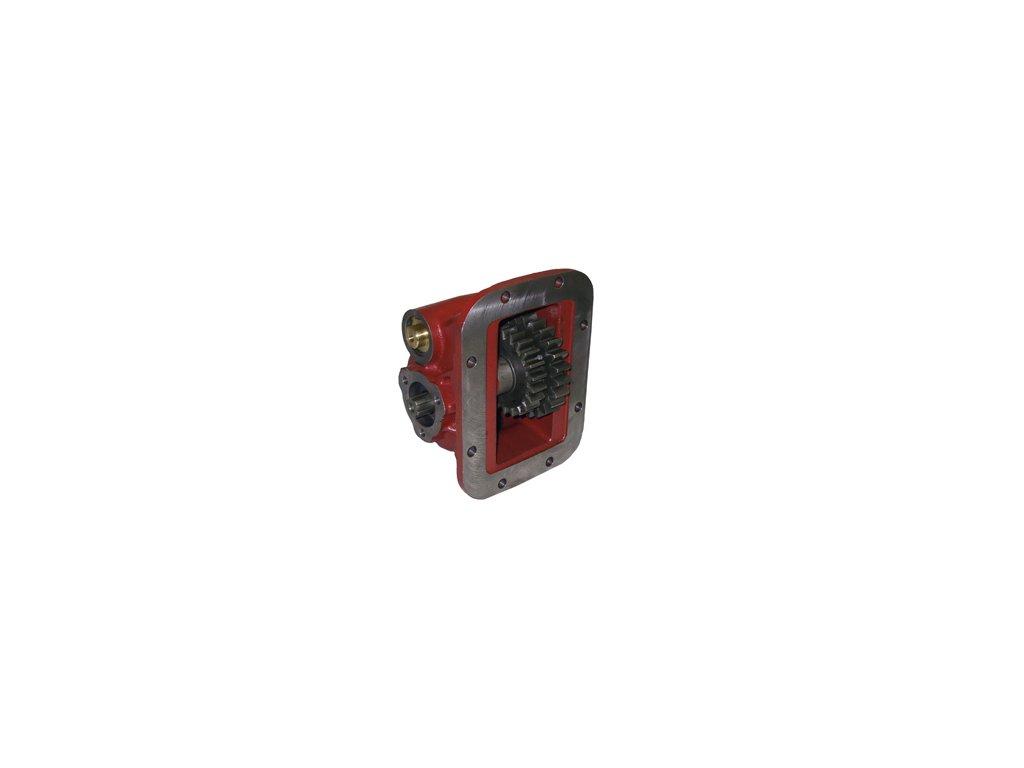 Pomocný pohon PTO.IPN.STD.2ING.MACK-TRXL-SAE2 V13