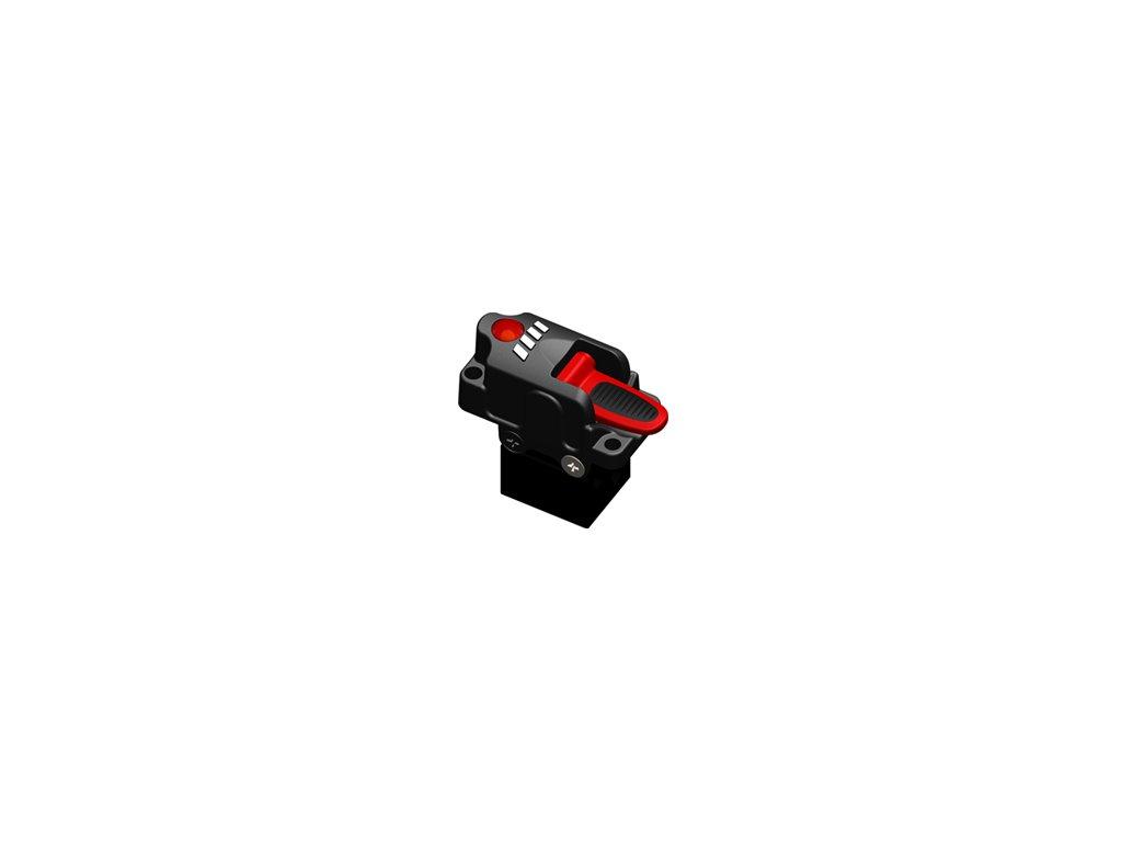 Pneumatický ovladač N-GATE s LED