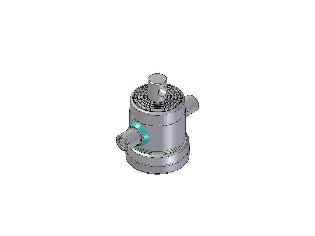 Hydraulický válec 6001 - sklápěč