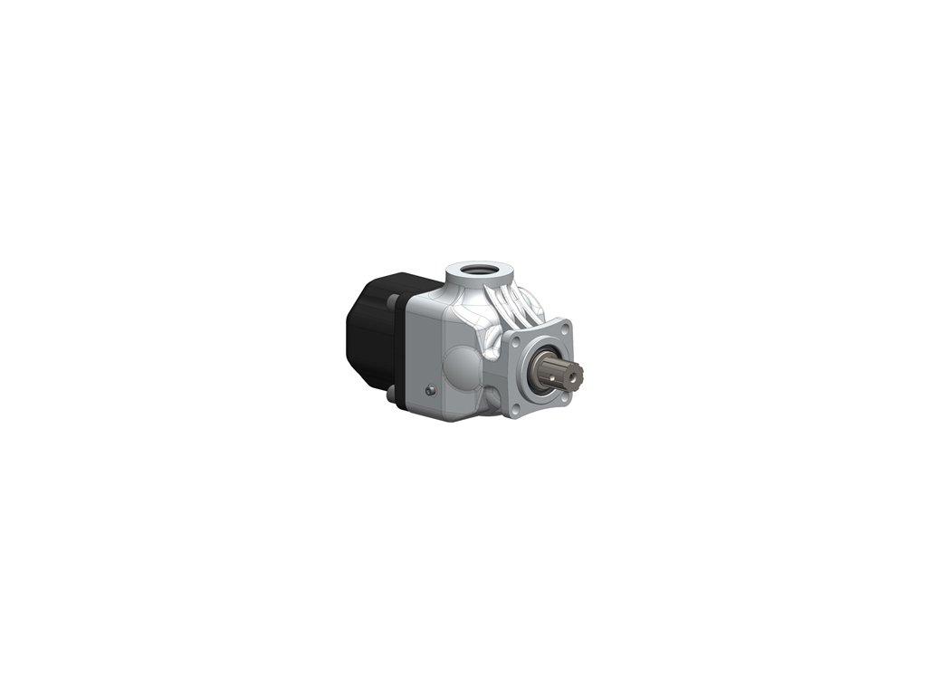 Hydraulické čerpadlo 2PAK-50+50
