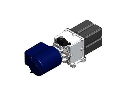 Hydraulický agregát 12V-2000W