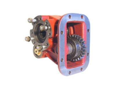 Pomocný pohon PTO.IPN.ISO.M.VLC.NM380 RT14613 V18