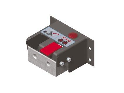 Pneumatický ovladač LAM 2 páky