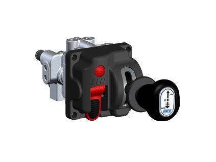 Pneumatický ovladač N-force automatický