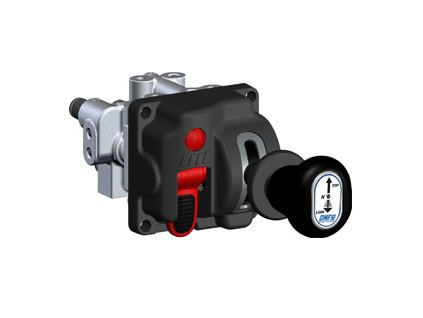 Pneumatický ovladač N-force manuální