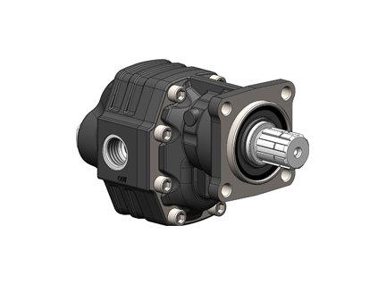 Hydraulické čerpadlo NPH- 17 P