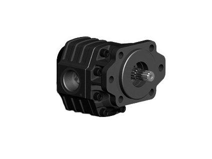 Hydraulické čerpadlo NPH- 17 (filettatura SAE) L
