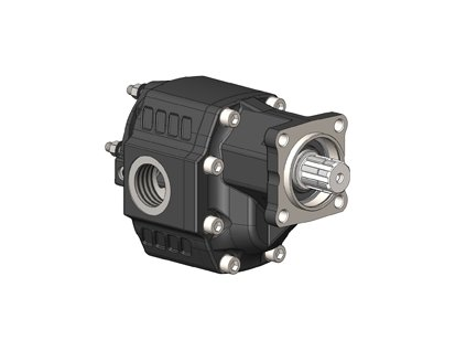 Hydraulické čerpadlo NPGH- 63 L