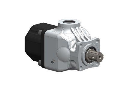 Hydraulické čerpadlo 2PAK-35+35