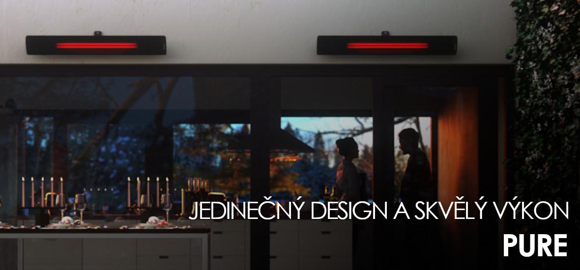 Jedinečný design PURE