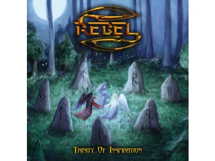 Rebel EP front cover