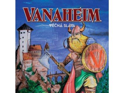 Vanaheim Věčná Sláva přední obal