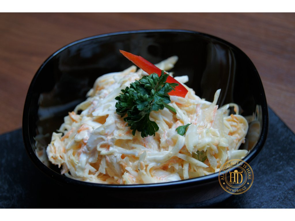 zelný salát coleslaw hhd