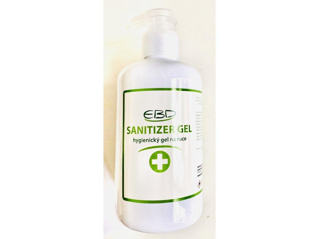 dezinfekční gel na ruce 250 ml