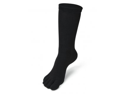 prstove ponozky cerne