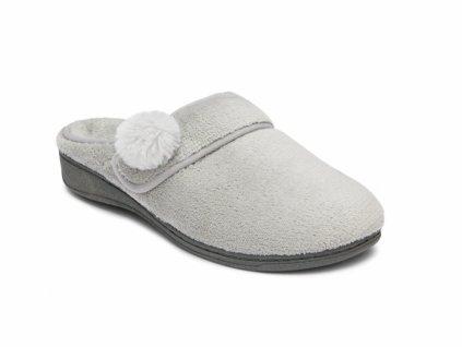 Zdravotní pantofle Vionic INDULGE EMILY, šedá