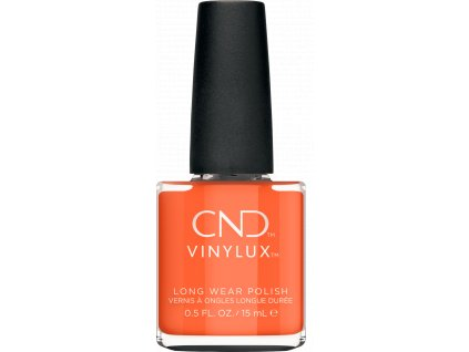 CND Vinylux  Weekly  B-day candle  #322