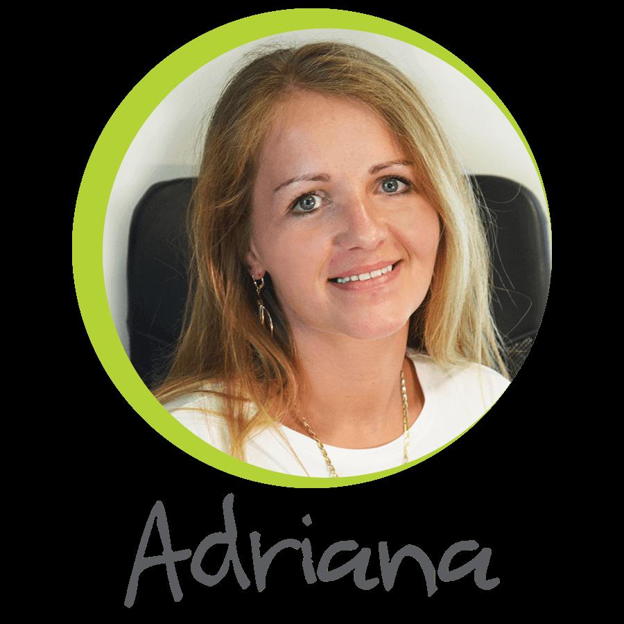 Adriana B. zákaznický servis | HillVital