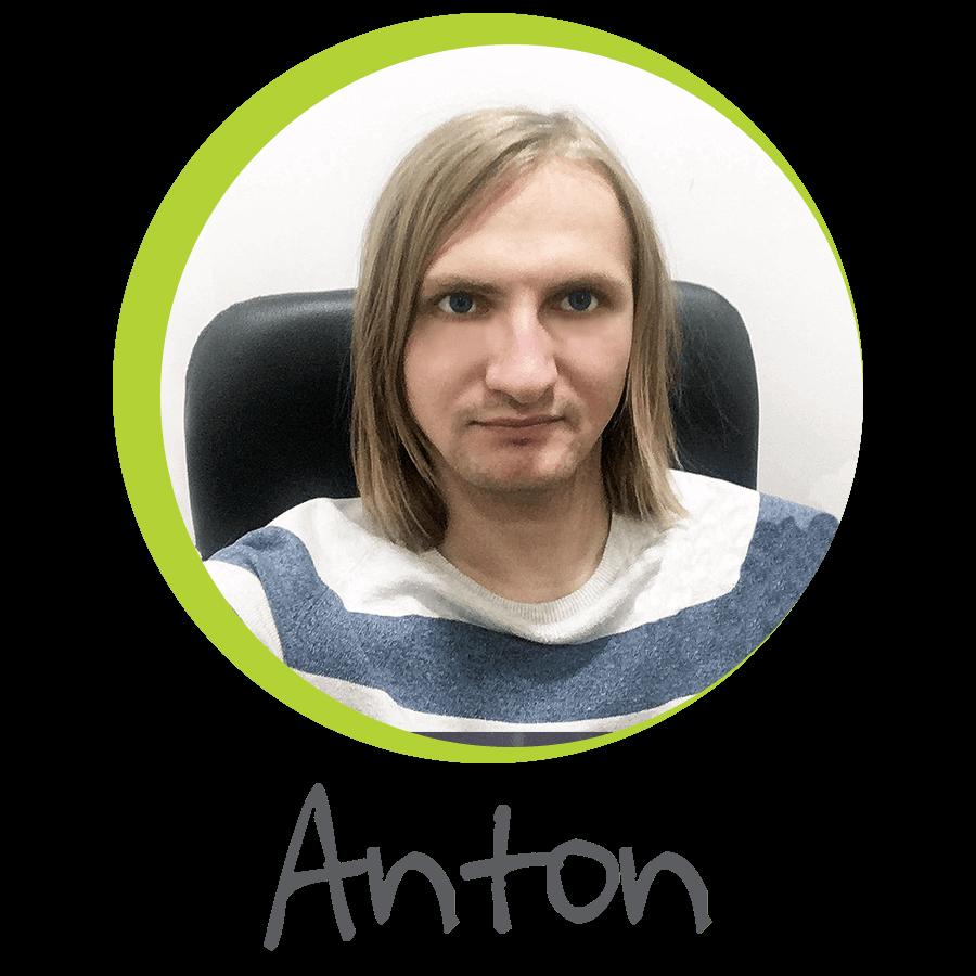 Anton T. grafik a sociální sítě | HillVital
