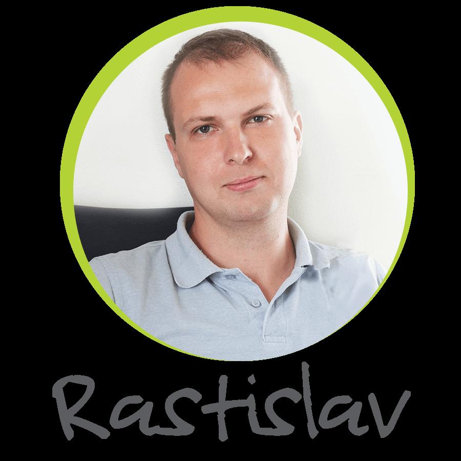 Rastislav M. manažer pro slovenský a český trh | HillVital