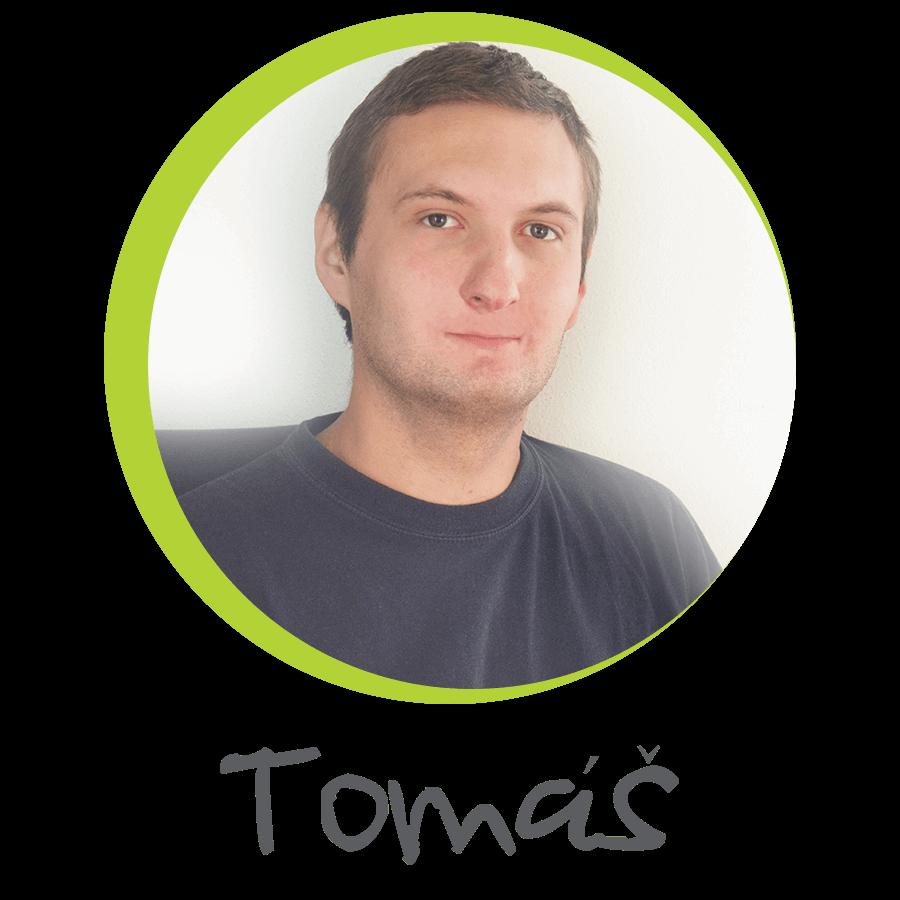 Tomáš D. grafik a sociální sítě | HillVital