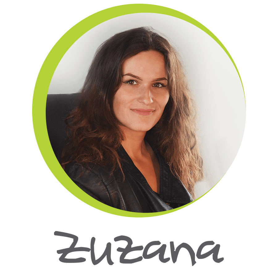 Zuzana L. grafik a sociální sítě | HillVital