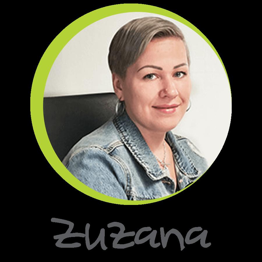 Zuzana G. zákaznický servis | HillVital