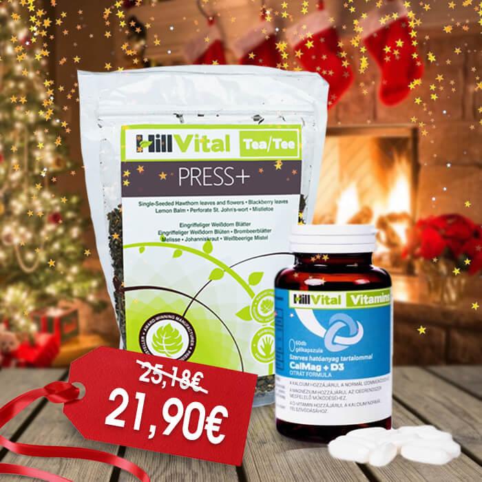 vianoce-darcek-caj-press-plus-calmag-vitaminy-vysoky-krvny-tlak-hillvital