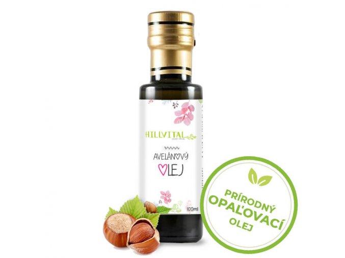 hillvital sk avelanovy olej opalovaci