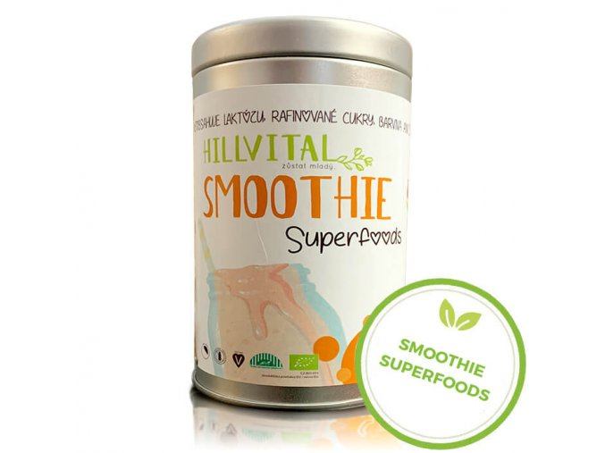 smoothie superfoods hillvital sk cz