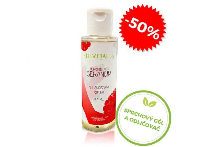hydrof olej geranium dopredaj