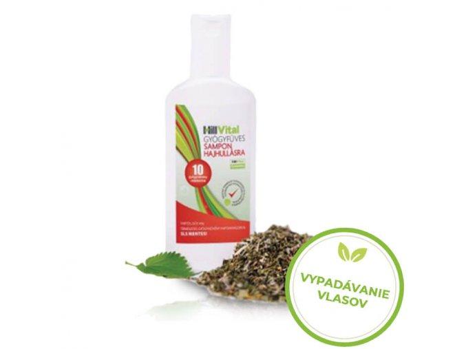 hillvital sampon na vypadavanie vlasov prirodne produkty slovensko