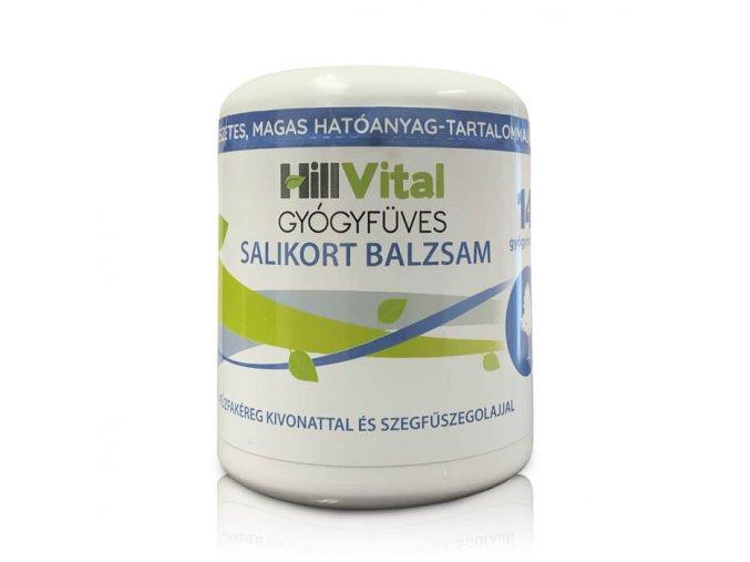 1INF Salikort balzam migréna bolesť hlavy prírodná liečba HillVital