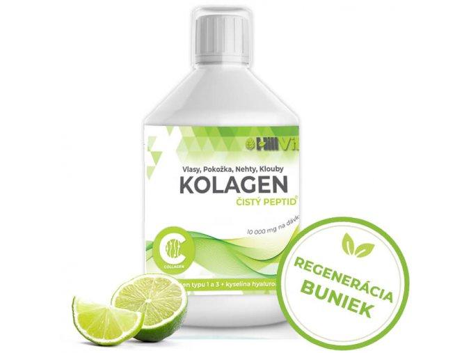 Kolagen - pre zdravé vlasy, nechty, pokožku 500 ml