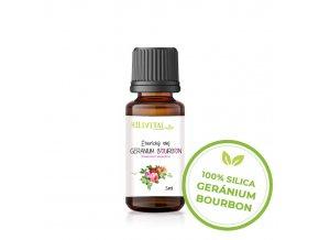 hillvital etericky olej geranium bourbon sk