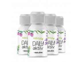 daily aktiv 4 balenie komplex vitaminov mineralov