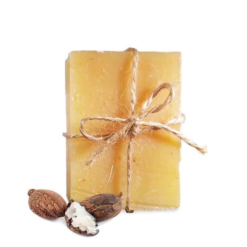 HillVital   Mydlo s bambuckým maslom pre suchú pleť 95 g