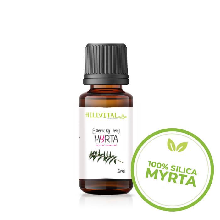 HillVital   Éterický olej Myrta - 5 ml