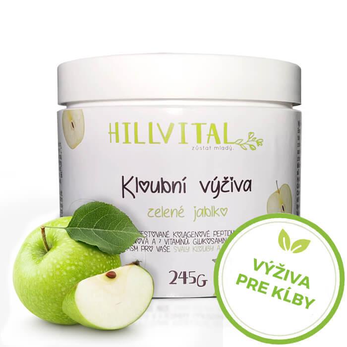 Hillvital | Kĺbová výživa Zelené jablko, 245g