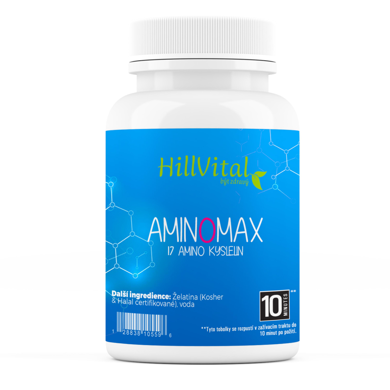 HillVital | Aminomax, 60 kapsúl