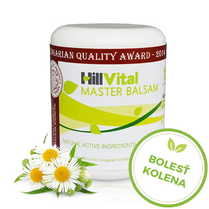 HillVital | Master balzam na bolesť kolena 250 ml