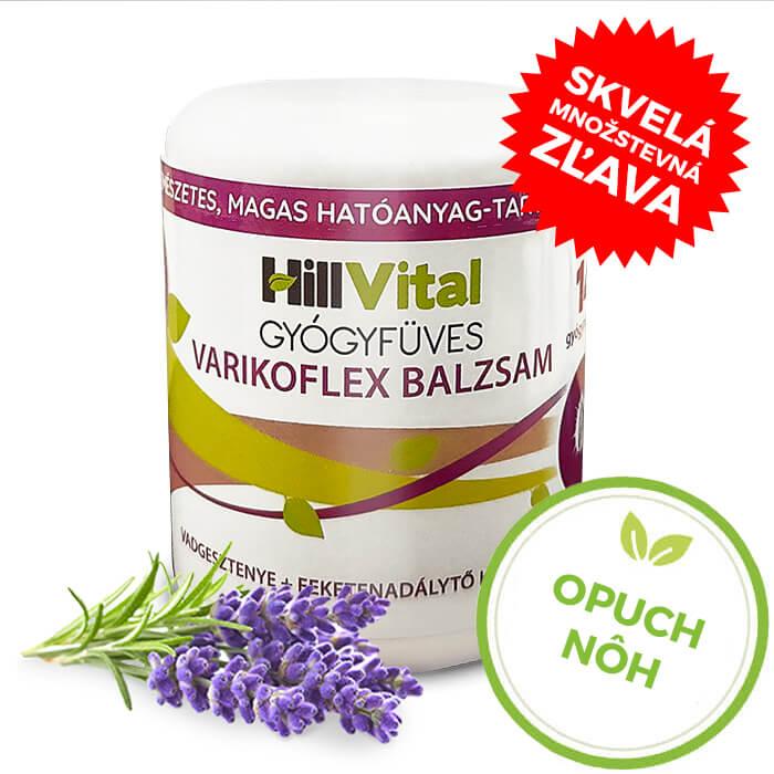 HillVital | Varikoflex na opuchnuté nohy 250 ml
