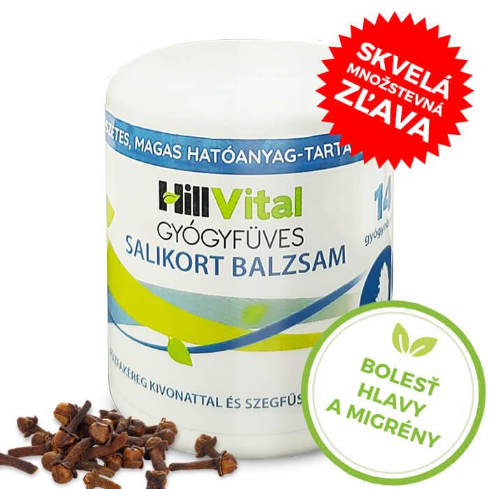 HillVital | Bolesť hlavy a migrény 250 ml